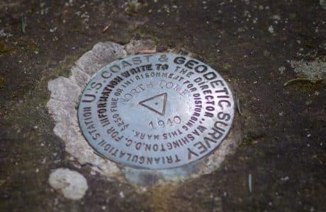 North Dome Marker