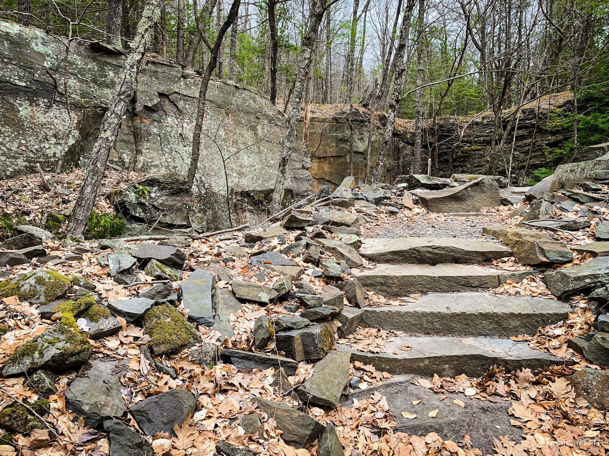 quarry interior