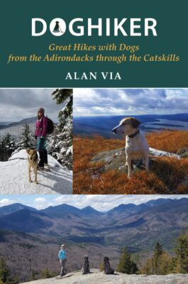 front cover of Alan Via's Doghiker book