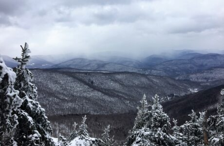 Catskill Mountains Happy Hikers