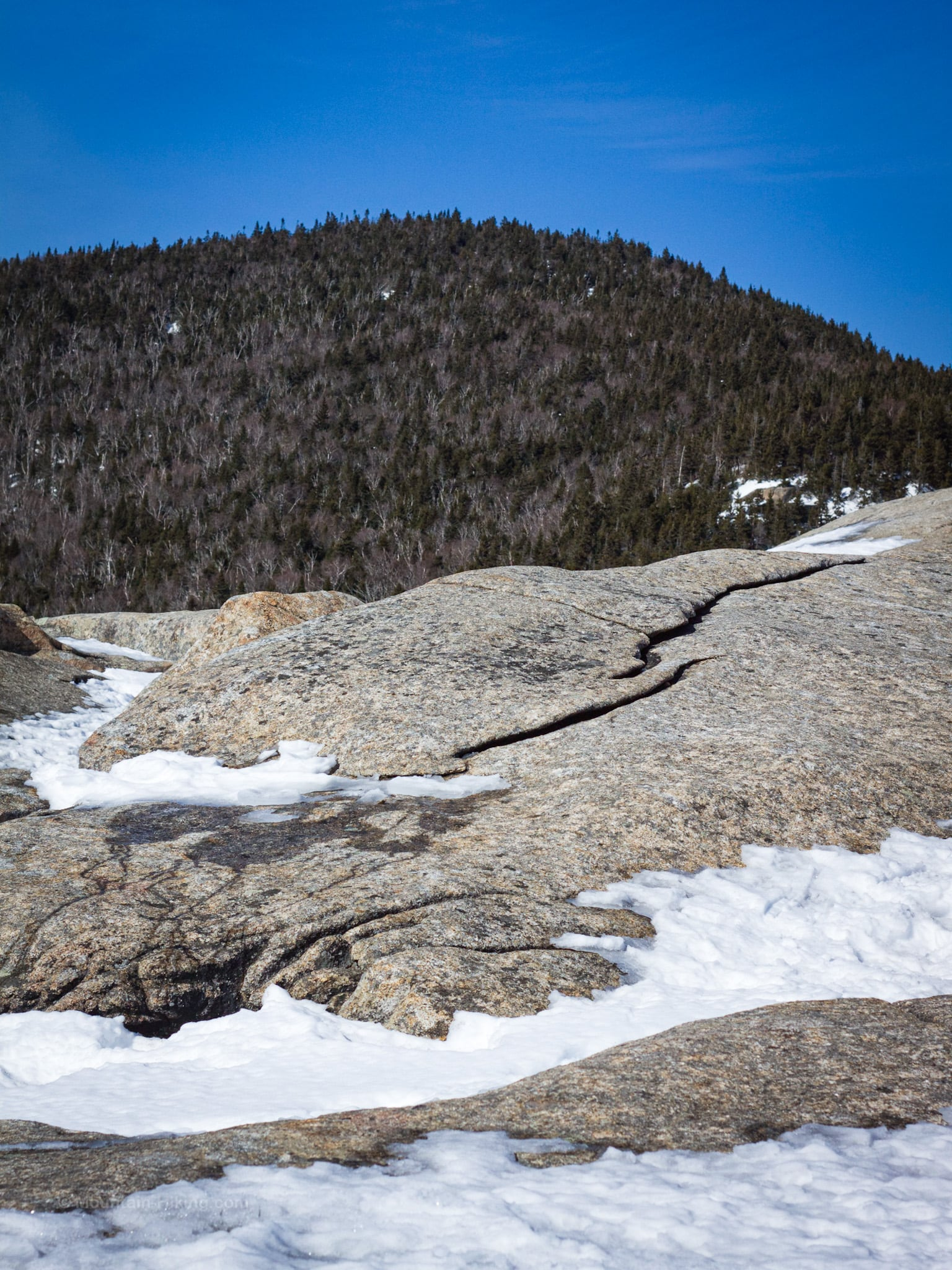 Pitchoff seen from balanced rocks